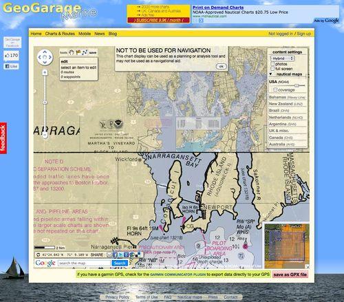 Geogarage