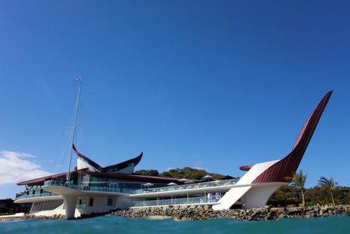 Hamilton Island Yacht Club_exterior 2