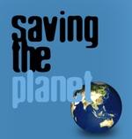 Savingtheplanetlogo